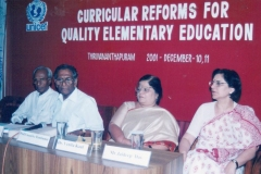 Curricular Reforms for Quality Elementary Education