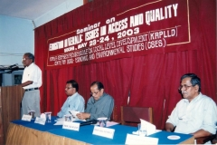 Education in Kerala: Issues in Access and Quality
