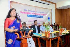 International Seminar on Informal Sectors in the Economy: Pertinent Issues