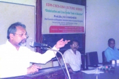 """Public Lecture on """"Globalisation and Cross Border Trade in Education"""""""