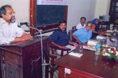 "Public Lecture on ""Public Policy and Private Choice in the Educational Development of Kerala"""