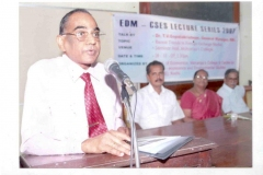 """Public Lecture on """"Recent Trends in Foreign Exchange Market"""""""