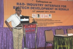 R&D-Industry Interface for Biotech Development in Kerala