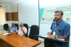 Roundtable on Indebtedness among Rural Households in Kerala