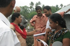 Site-visit-at-Thundipuram-Padasekharam-with-Agriculture-officer-AE-and-GP-President