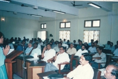 Workshop on Higher Education in Kerala held at Kochi in October 2000.