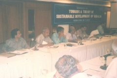 "Workshop on ""Towards a Theory of Sustainable Development of Kerala"""